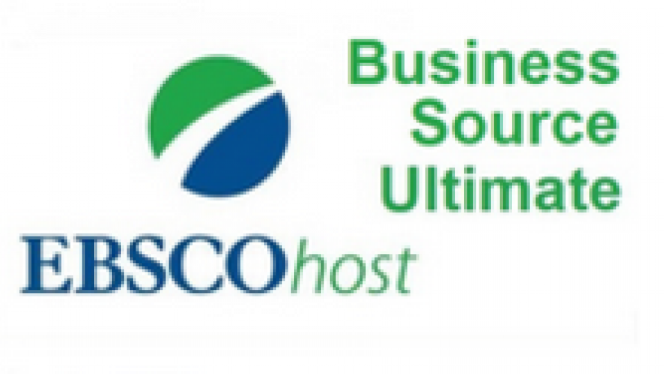 Logo Ebscohost Business Source Ultimate