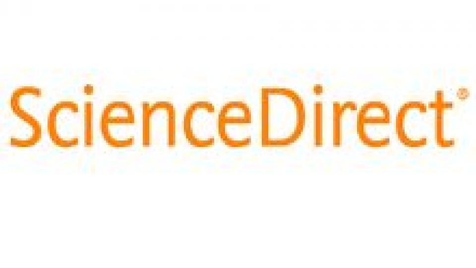 Logo ScienceDirect